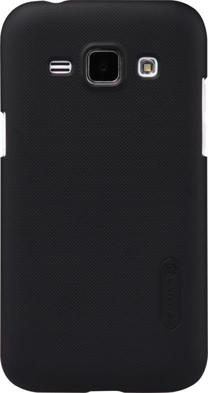 Накладка Nillkin для Samsung J1 3G DS, 6902048117242, черный стоимость