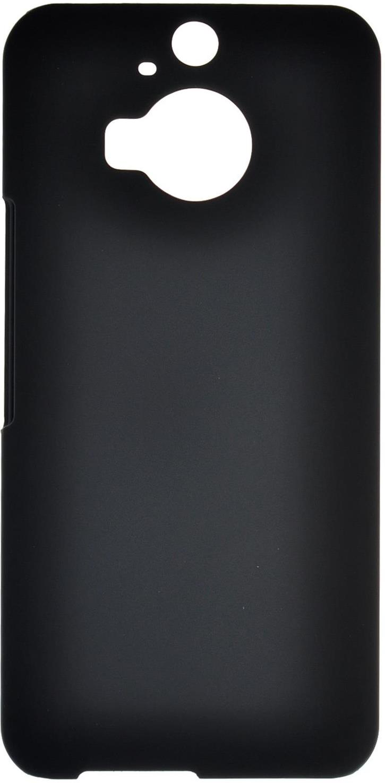 Накладка skinBOX для HTC ONE M9+, 2000000080130, черный чехол для htc one m9 htc dot pink розовый