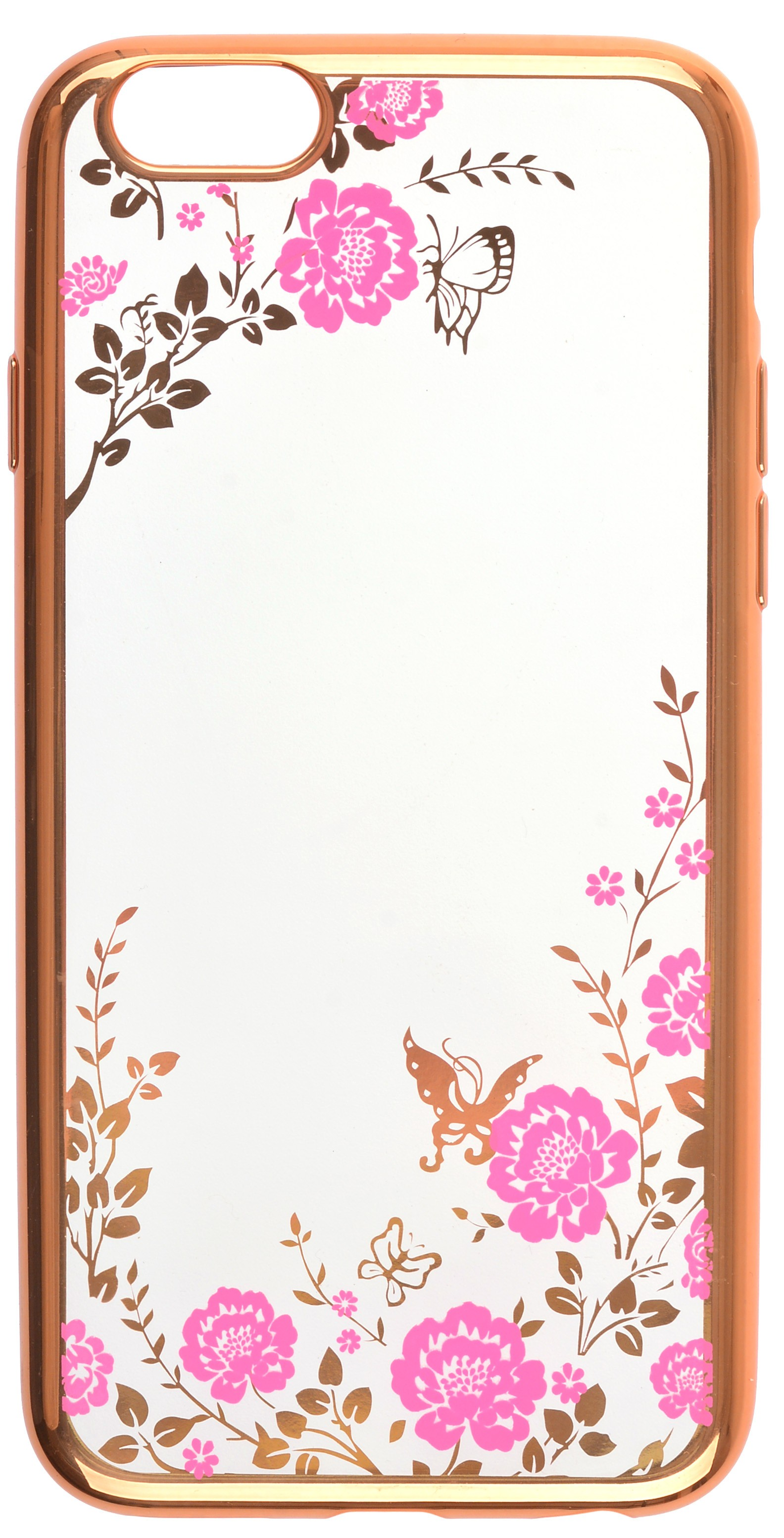 Накладка skinBOX для Apple Iphone 6/6S, 2000000111957, розовый