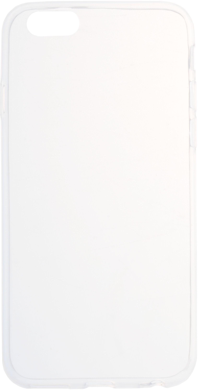 Накладка skinBOX для Apple Iphone 6s, 2000000089676, прозрачный цена
