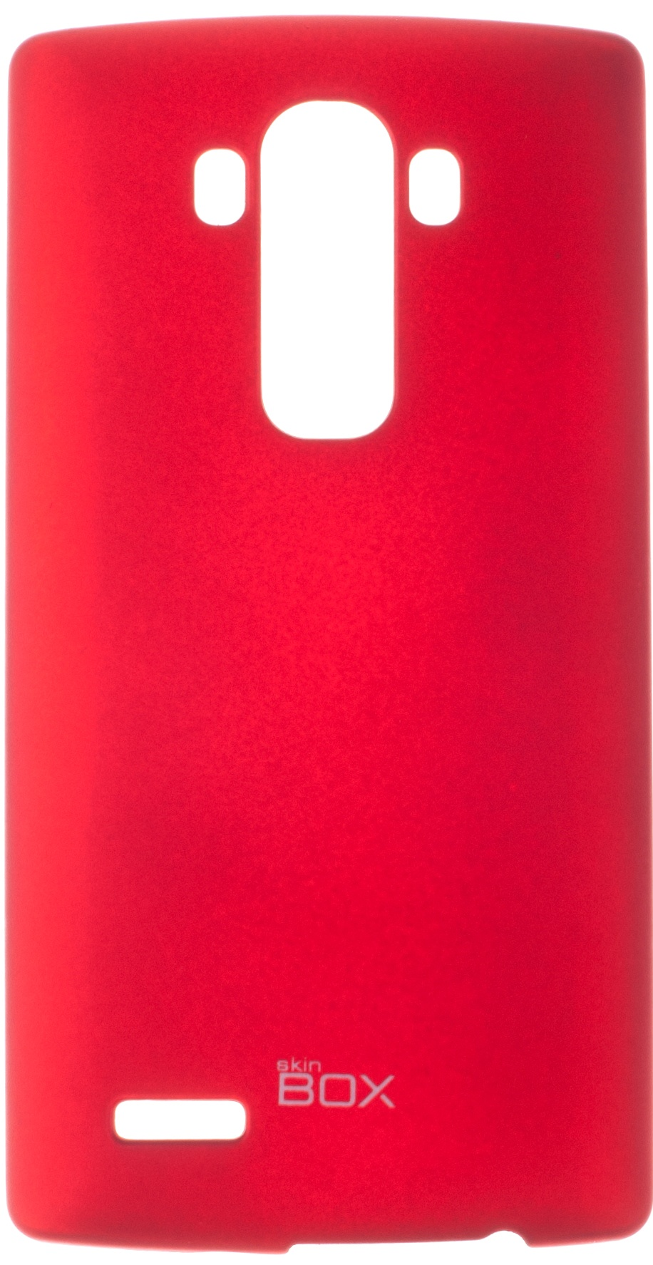 Накладка skinBOX для LG G4, 2000000076416, красный кейс для назначение lg l90 lg g2 lg g3 lg l70 lg k8 lg lg k5 lg k4 lg nexus 5x lg k10 lg k7 lg g5 lg g4 бумажник для карт кошелек защита