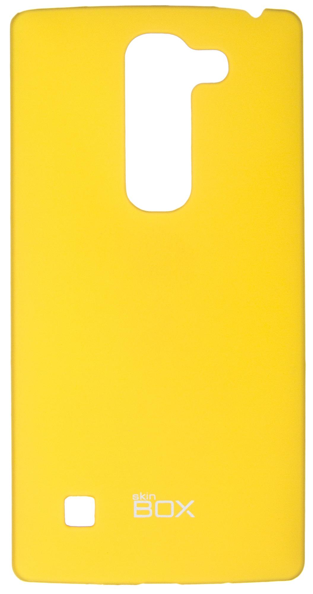 Накладка skinBOX для LG Spirit, 2000000073965, желтый
