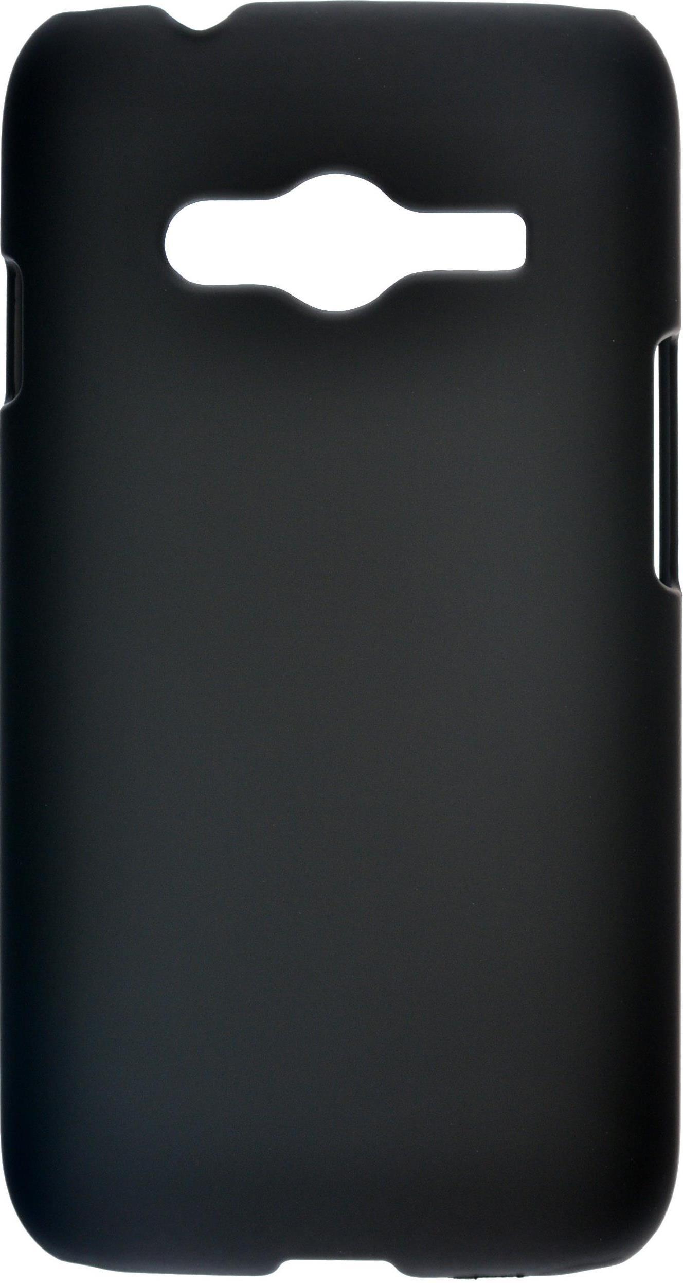 Накладка skinBOX для Samsung G313/318 galaxy ace 4/J106, 2000000073620, черный недорого