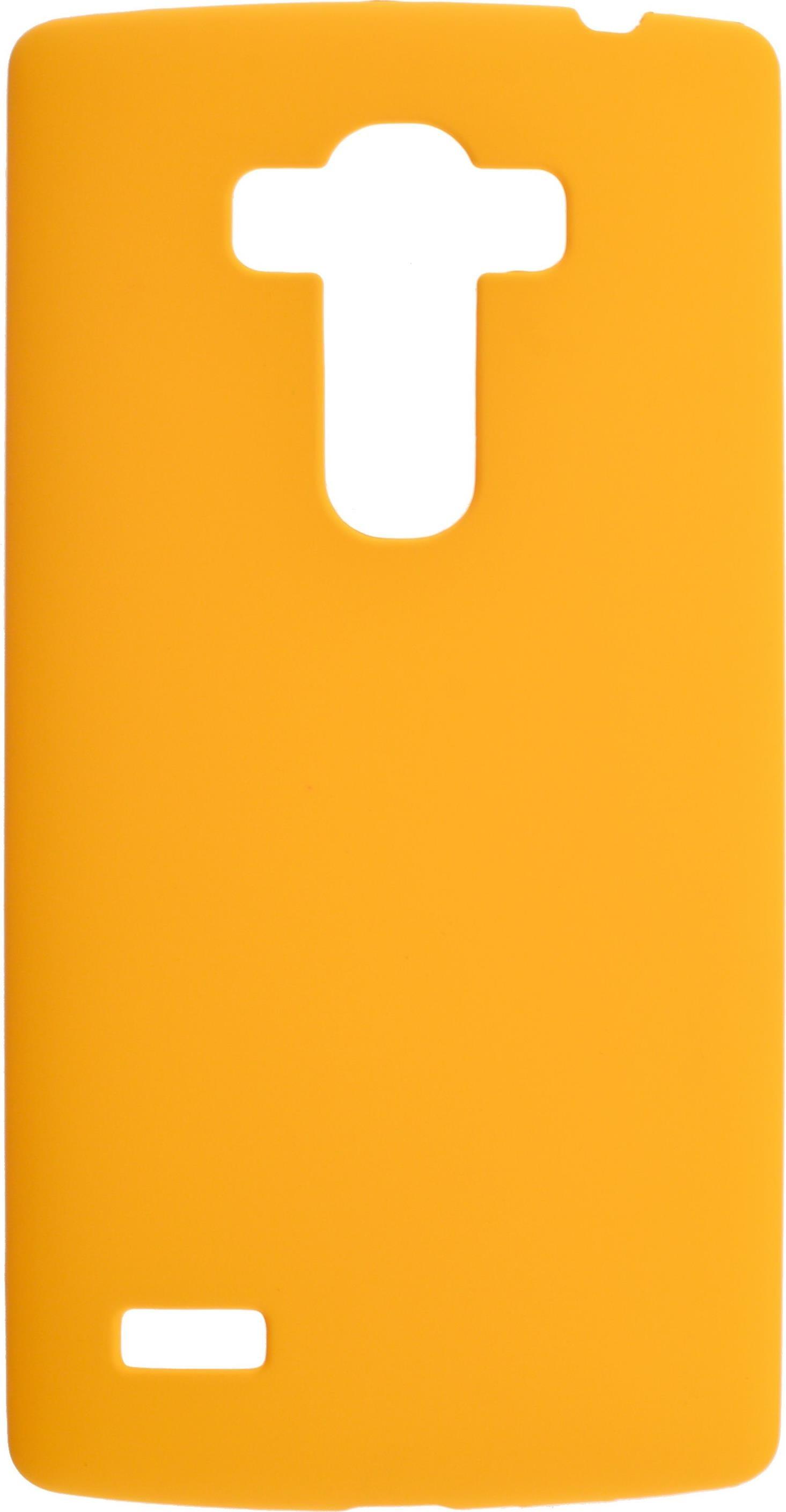 Накладка skinBOX для LG G4S, 2000000079233, желтый стоимость