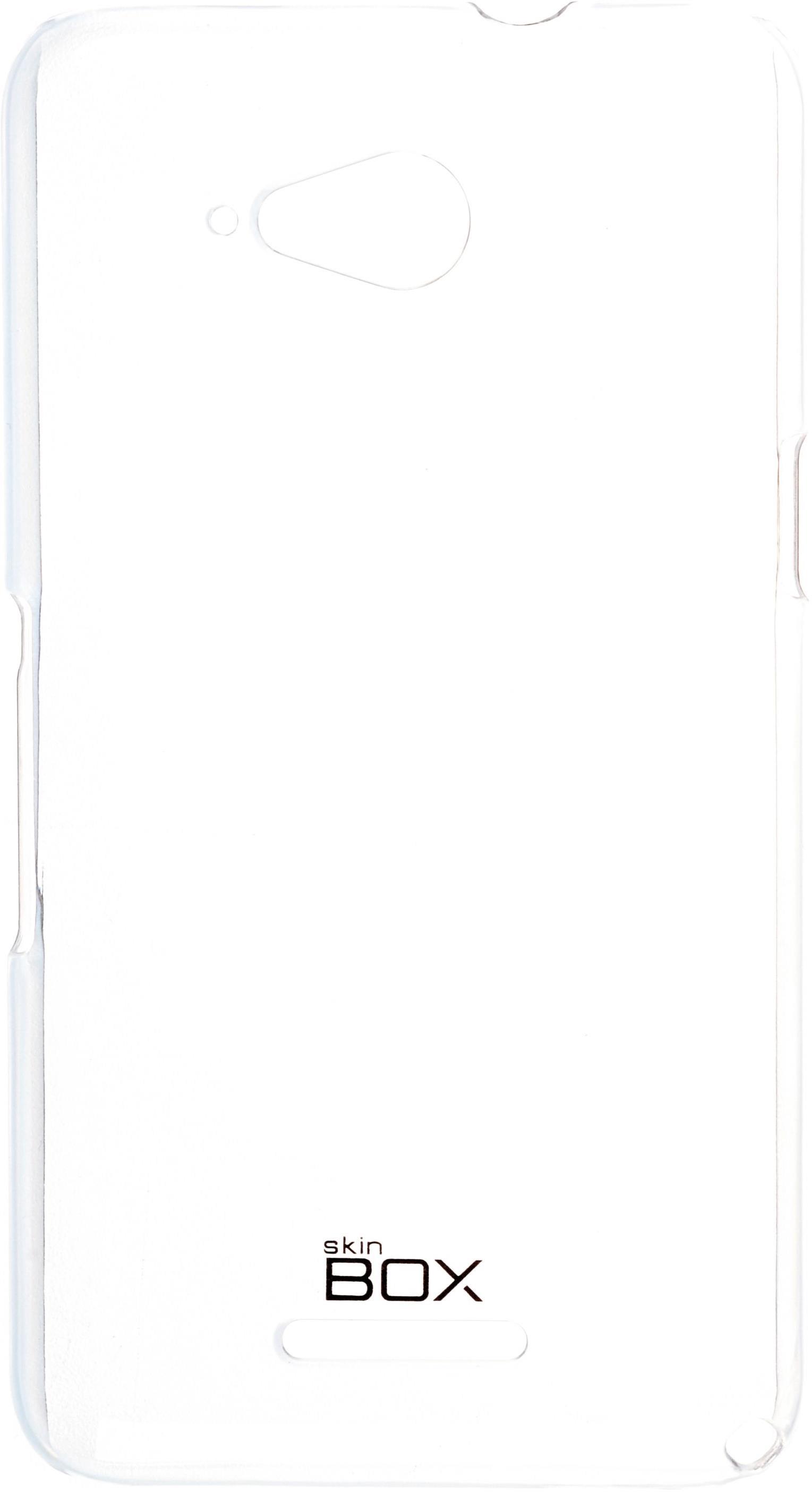 Накладка skinBOX для Sony Xperia E4G, 2000000091624, прозрачный wierss розовый для sony xz2