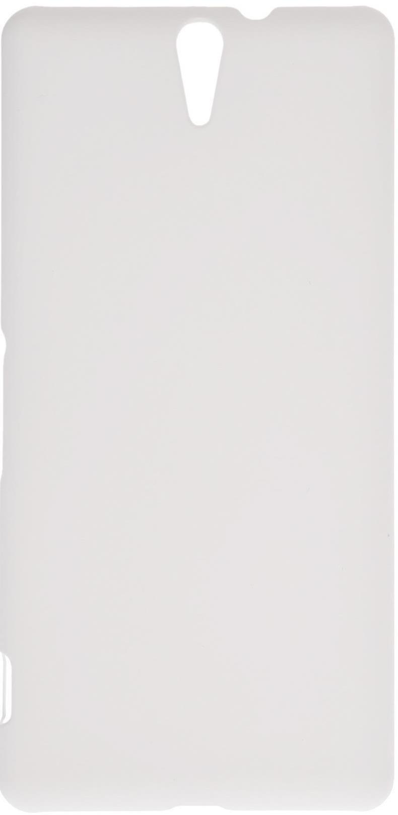 Накладка skinBOX для Sony Xperia C5 Ultra, 2000000080659, белый