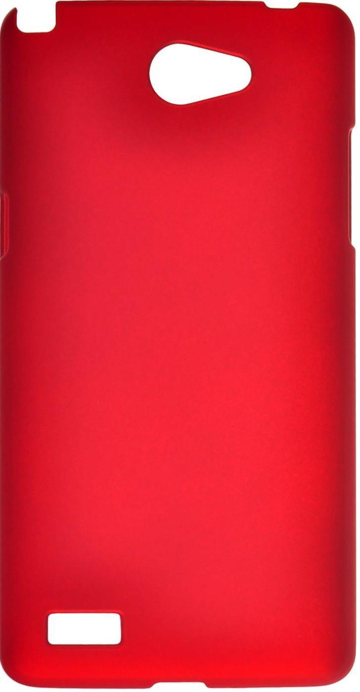 Накладка skinBOX для LGMax (L Bello 2), 2000000080789, красный lg max x155
