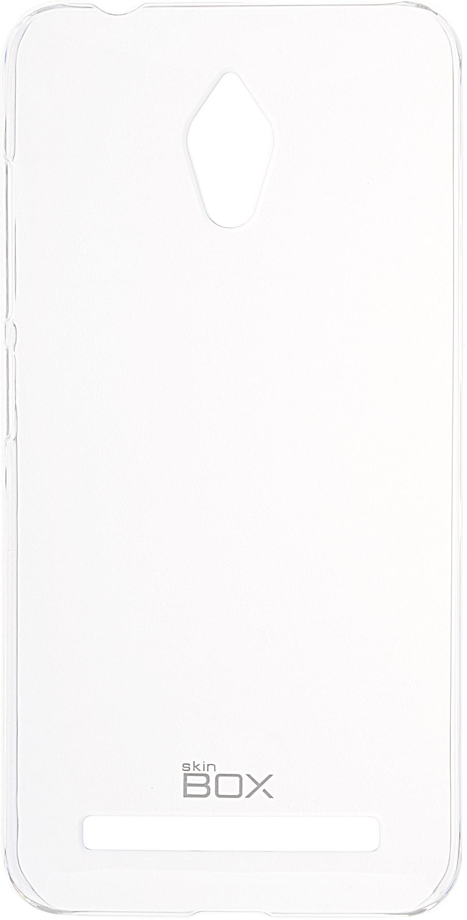 Накладка skinBOX для Asus ZC500TG, 2000000091570, прозрачный цена