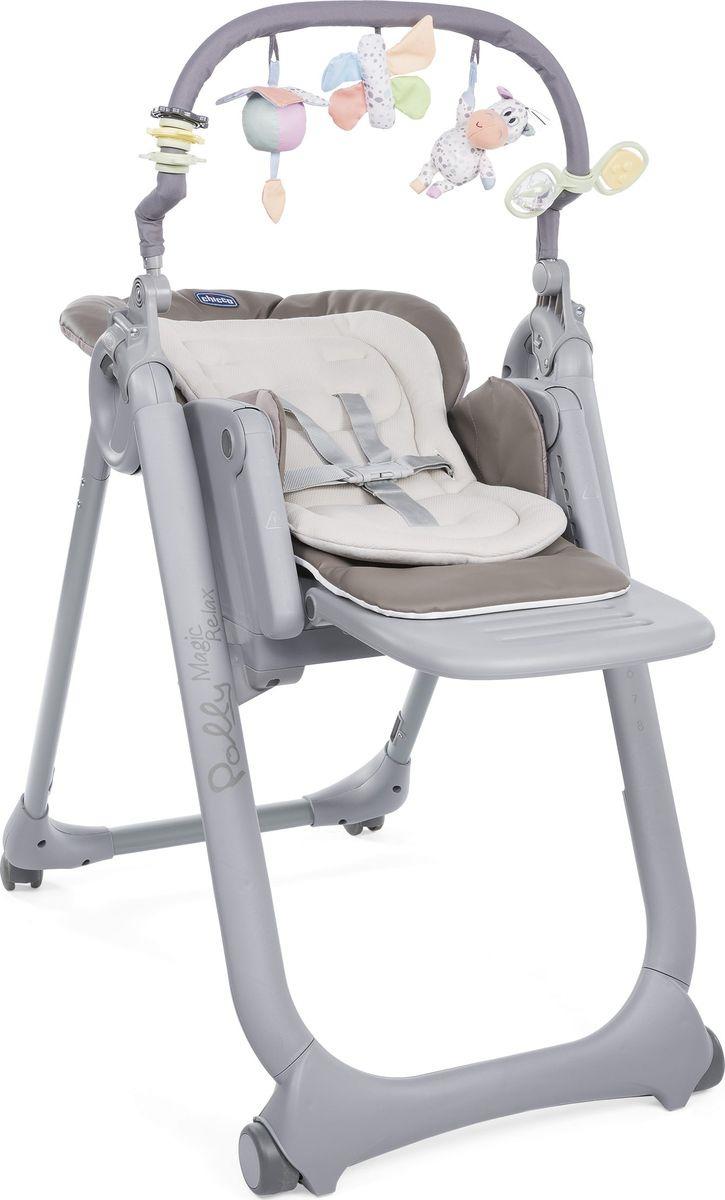Стульчик для кормления Chicco Polly Magic Relax, 07079502850000 стульчик для кормления hauck sit in relax birdie