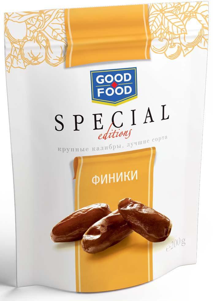 Good Food Special финики,200г цена