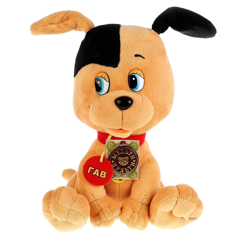 Мягкая игрушка Мульти-Пульти Щенок, 114038