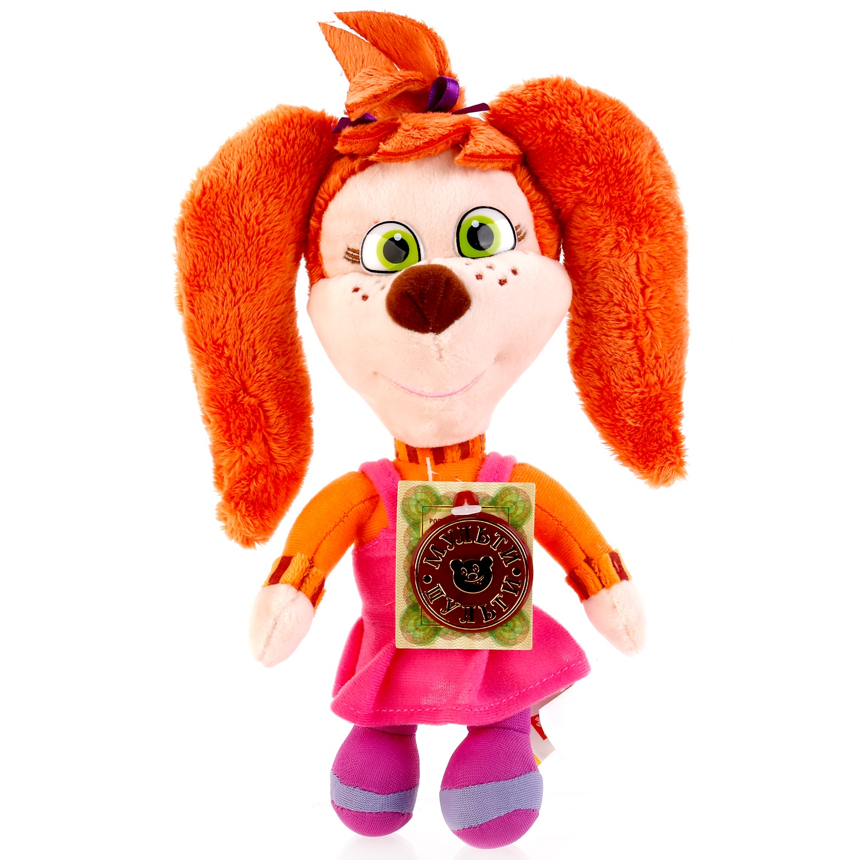 Мягкая игрушка Мульти-пульти Барбоскины. Лиза, озвученная, 23 см цена