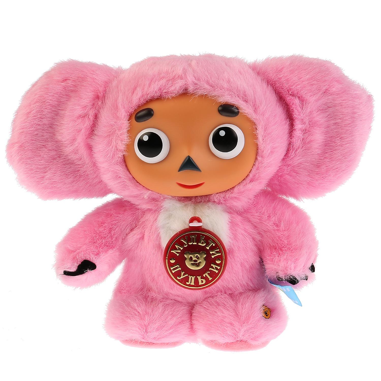 Мягкая игрушка Мульти-Пульти