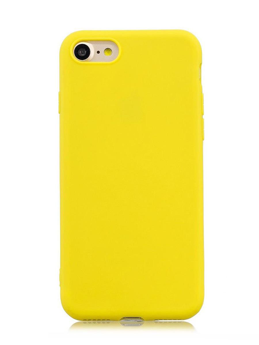 Чехол/бампер Yoho для iPhone 7/8, YCHI78QY, желтый чехол бампер yoho для iphone 7 8 ychi78qw белый