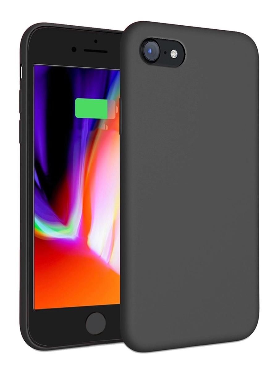 Чехол/бампер Yoho для iPhone 7/8, YCHI78QB, черный чехол бампер yoho для iphone 7 8 ychi78qw белый