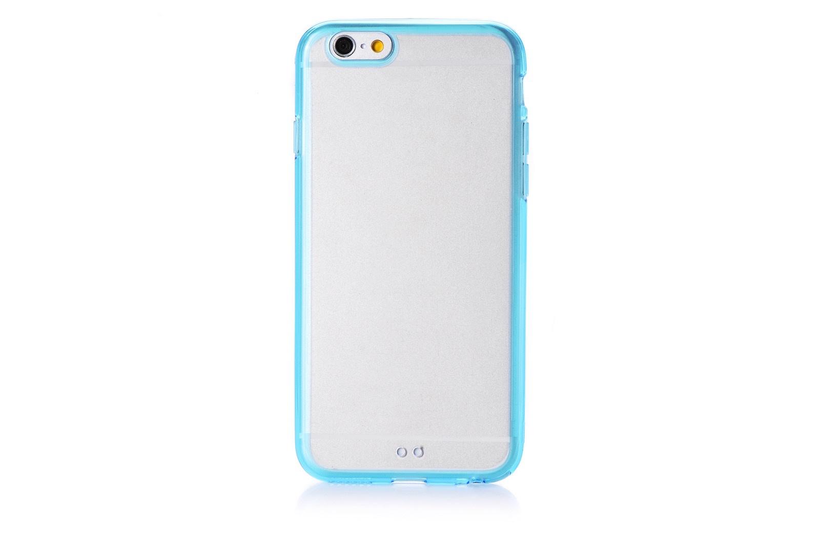 "Чехол для сотового телефона Gurdini Чехол накладка iPhone 6/6S 4.7"" Gurdini Lims 2, 580046, бирюзовый"