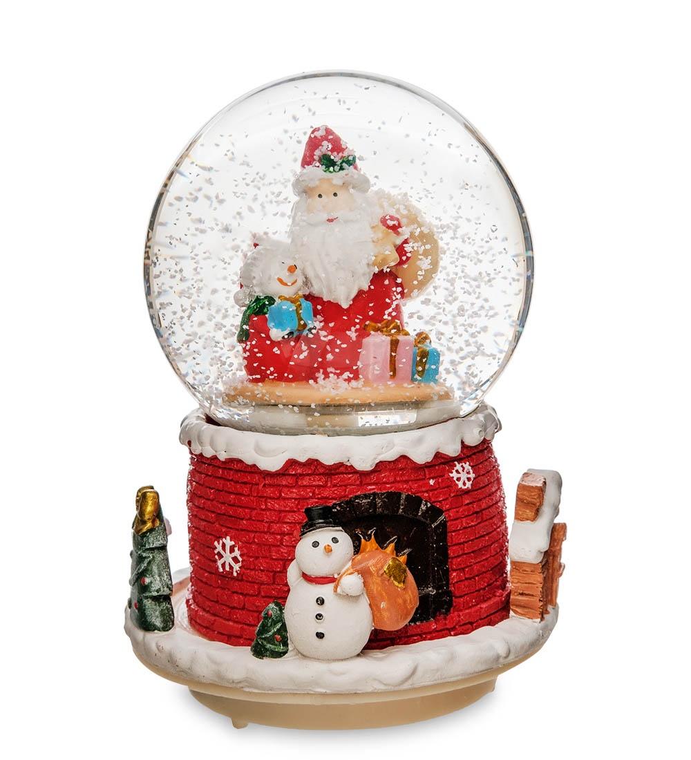 Шар со снегом Art-East ''Новогоднее Чудо'', 80721 все цены