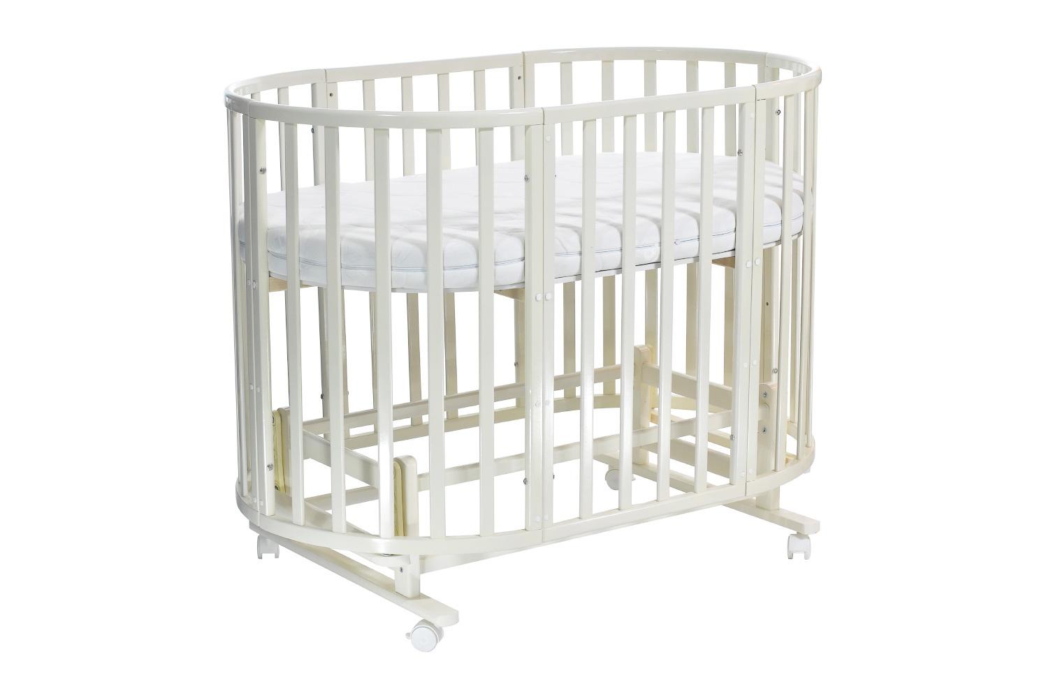Кроватка детская Everflo Allure Ivory ES-008, ПП100004003