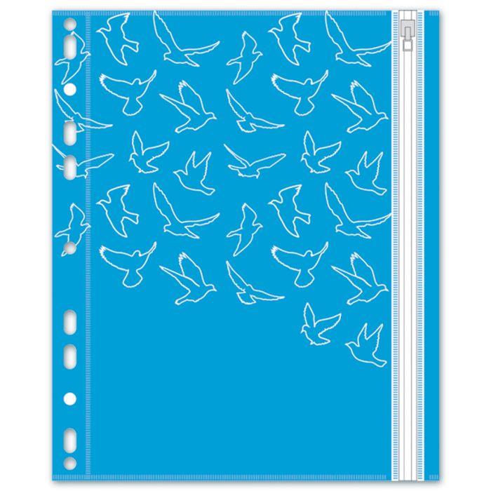 Папка для документов Феникс +, 46704, 25.5х21 см папка уголок для документов феникс одуванчики а6 12 17 5 3 отделения пластик уф печ