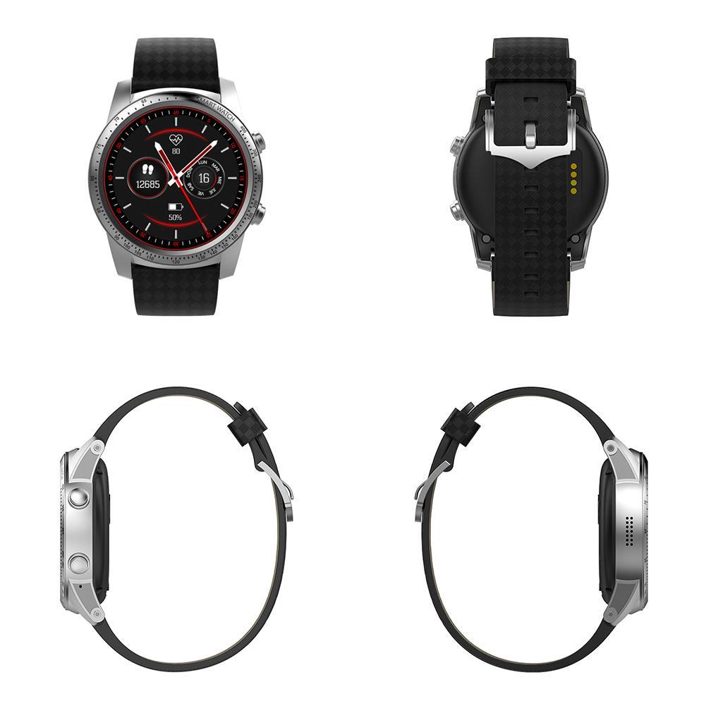Умные часы Allcall 260102.02, серебристый refurbished allcall w1 3g smartwatch phone