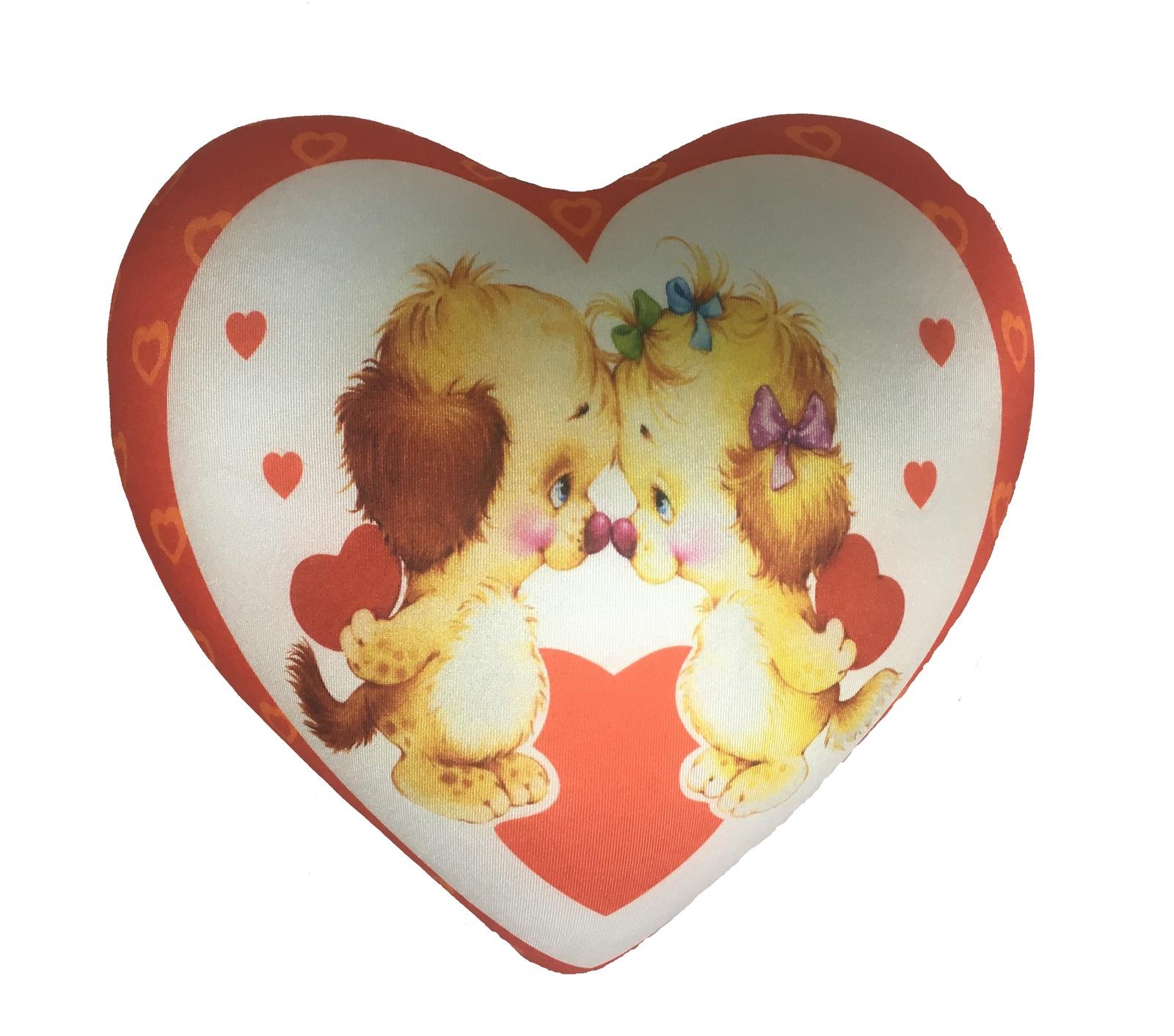 Мягкая игрушка СмолТойс Сердце-антистресс, 2571/КР-6