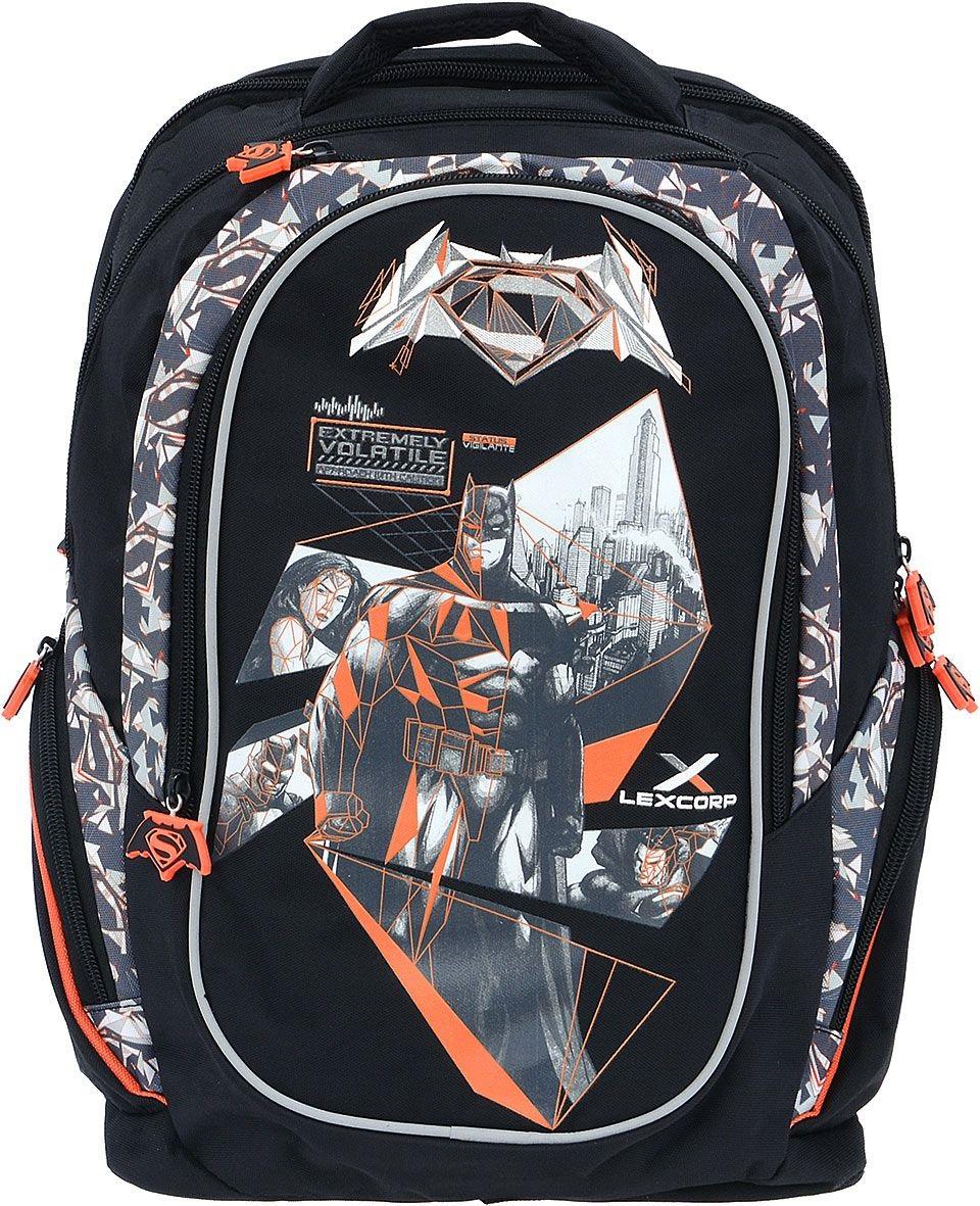 ece4dd357a15 Ранец школьный для мальчика Proff, VS16-BP-08, черный — купить в интернет-магазине  OZON.ru с быстрой доставкой