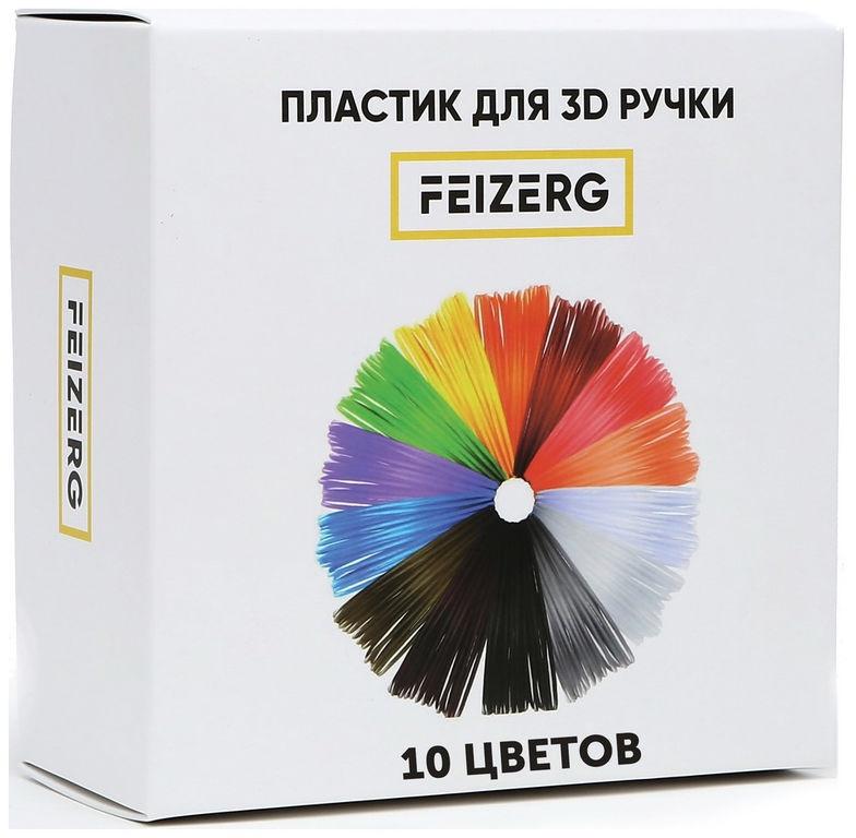 Пластик для 3D принтера Feizerg Пластик PLA 3d ручка с холодными чернилами для рисования в пространстве creopop sku 001
