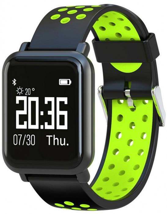 Умные часы Jet Sport SW-4, зеленый