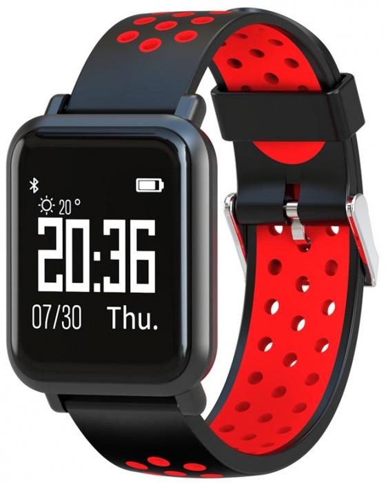 Умные часы Jet Sport SW-4, красный binful 6 7 9 9 7 soft tablet case cover for ipad mini 2 3 4 air 1 universal liner sleeve tablets zipper pouch bag