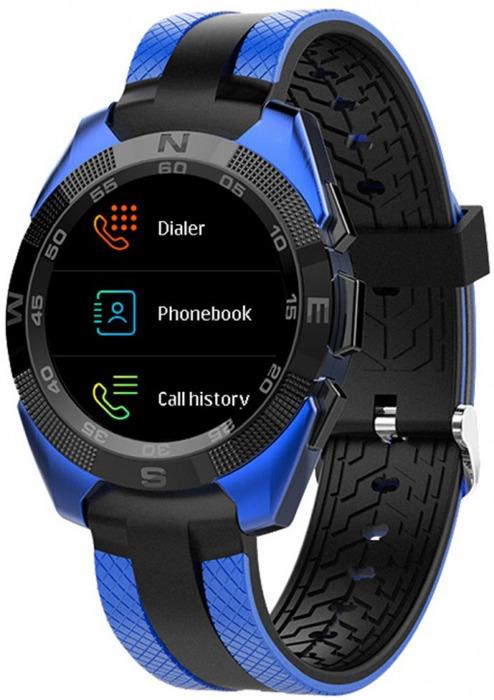Умные часы Jet Sport SW-7, синий