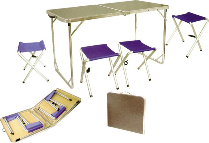 Набор складной мебели Tramp, TRF-005, 5 предметов