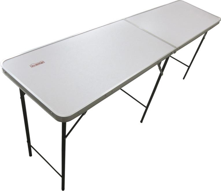 где купить Стол раскладной Tramp, TRF-025, серый дешево