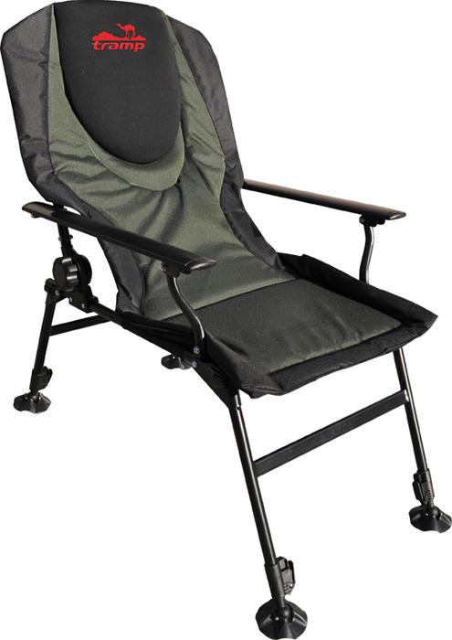 Кресло раскладное Tramp Chairman, TRF-031, зеленый недорго, оригинальная цена