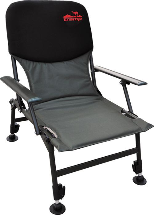 Кресло раскладное Tramp Fisherman, TRF-032, зеленый недорго, оригинальная цена