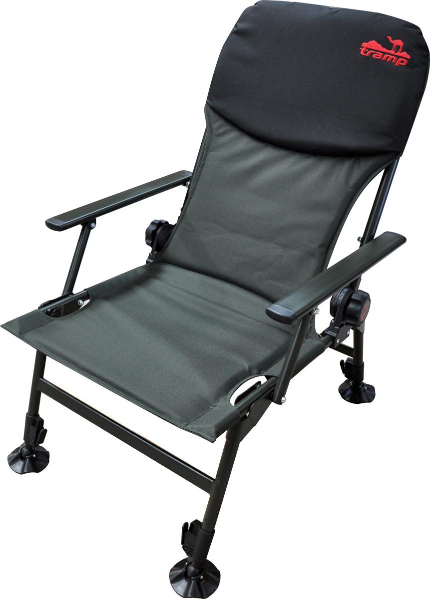 Кресло раскладное Tramp Fisherman Ultra, TRF-041, зеленый недорго, оригинальная цена