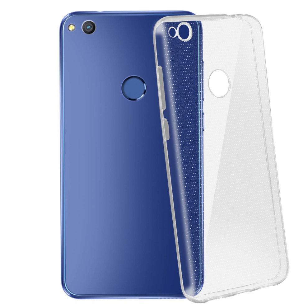 Чехол/бампер Yoho для Huawei P8 Lite (2017), YCHH8L7C, прозрачный не трогайте меня pattern мягкий тонкий тпу резиновый силиконовый гель дело чехол для huawei p8 lite