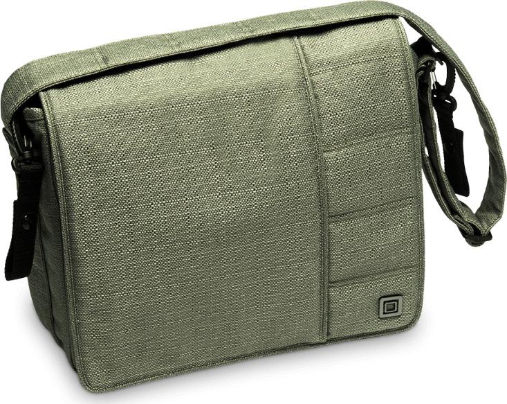 Сумка на коляску Moon Messenger Bag Olive Structure (004) 2019, 68.000.042-004 сумка для коляски moon messenger bag jeans 994