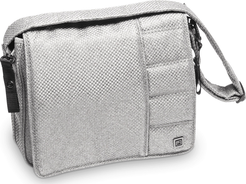 Сумка на коляску Moon Messenger Bag Stone Panama (801) 2019, 68.000.042-801 хорватия