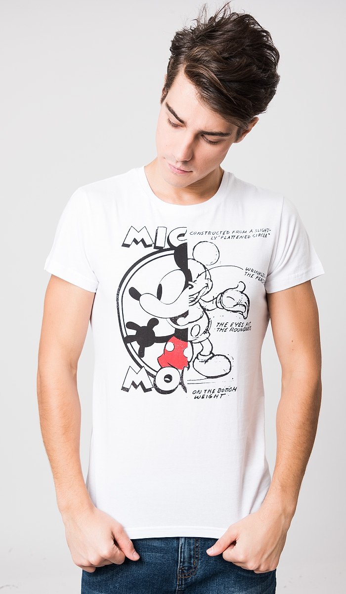 Футболка ТВОЕ Mickey Mouse (Disney) цена