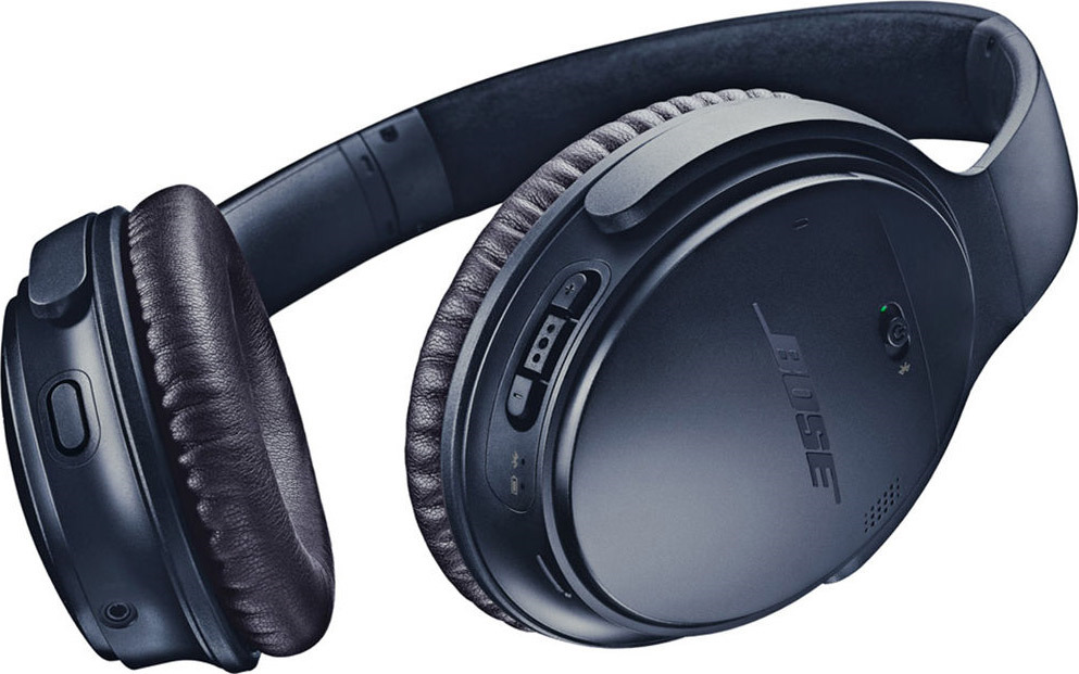Беспроводные наушники Bose QuietComfort 35 II Blue Special Edition, темно-синий наушники bluetooth bose quietcomfort 35 ii wireless headphones black