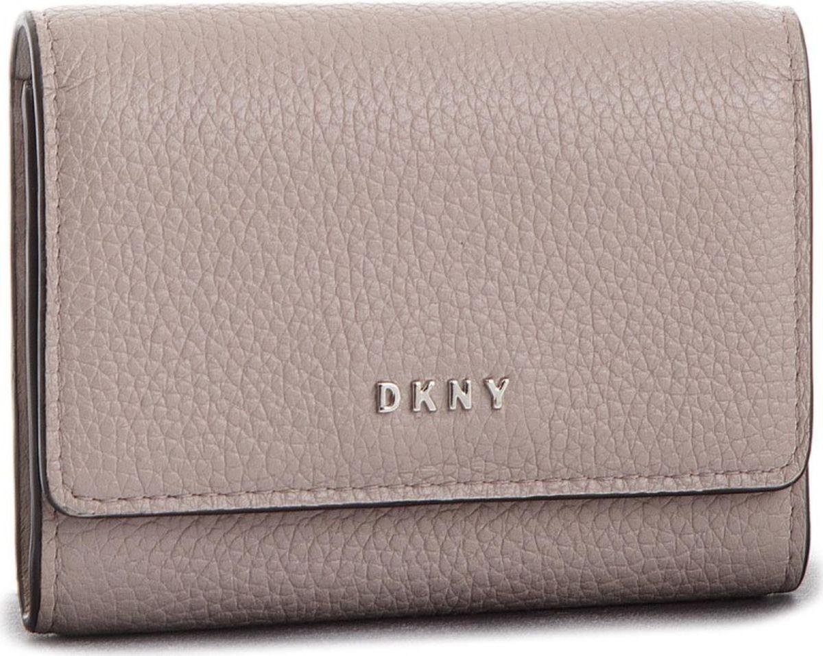 Визитница женская DKNY, R82ZA503/CLY, серый dkny rockaway ny2660