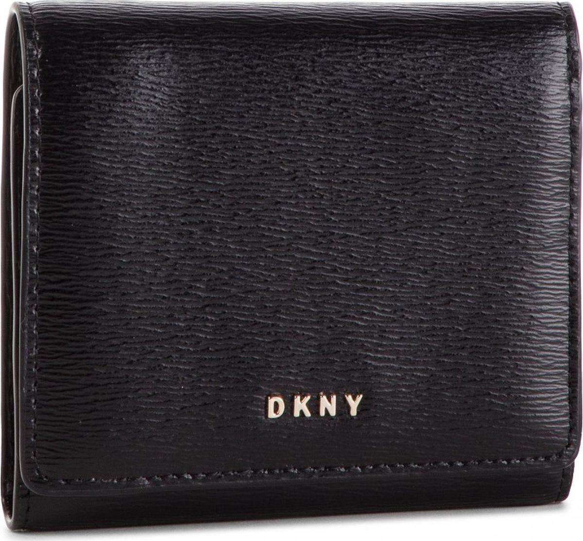 Кошелек женский DKNY, R7413100/BGD, черный кошелек dkny dkny dk001bwzky71