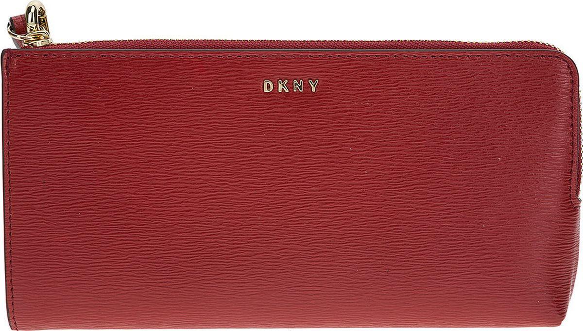 Кошелек женский DKNY, R74L3102/7SD, красный