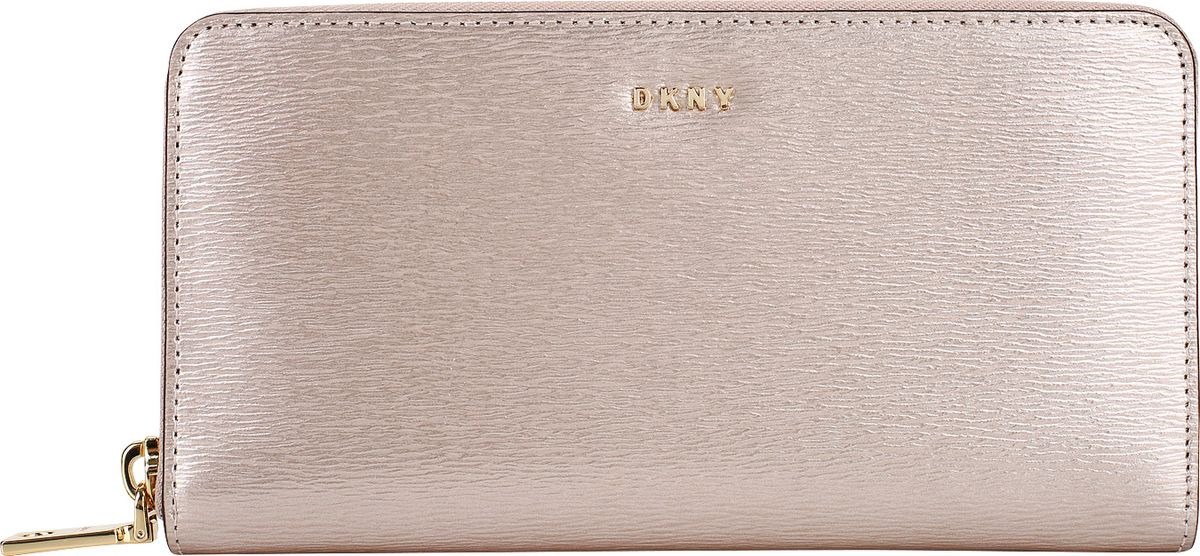 Кошелек женский DKNY, R74Q3103/ROG, розовый кошелек dkny dkny dk001bwzky71