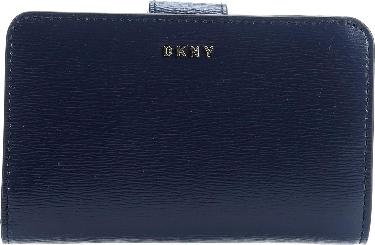 Кошелек женский DKNY, R8313659/NVY, темно-синий кошелек dkny dkny dk001bwzky71