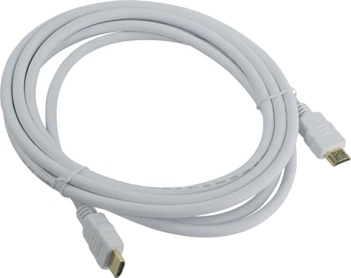 Кабель AOpen HDMI, ACG711W-3M, 3 м, белый