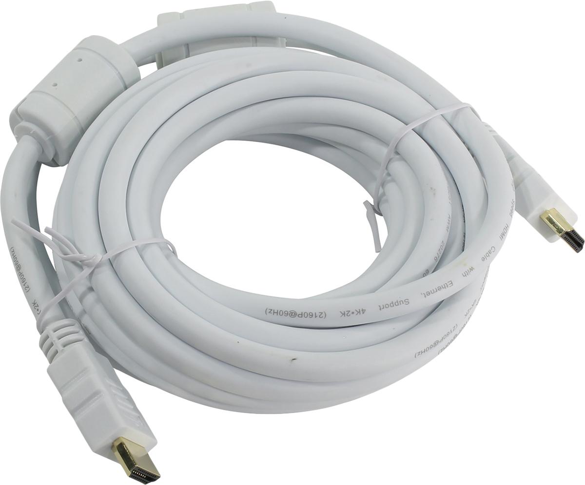 Кабель AOpen HDMI, ACG711DW-5M, 5 м аксессуар aopen hdmi 19m ver 2 0 5m white acg711dw 5m