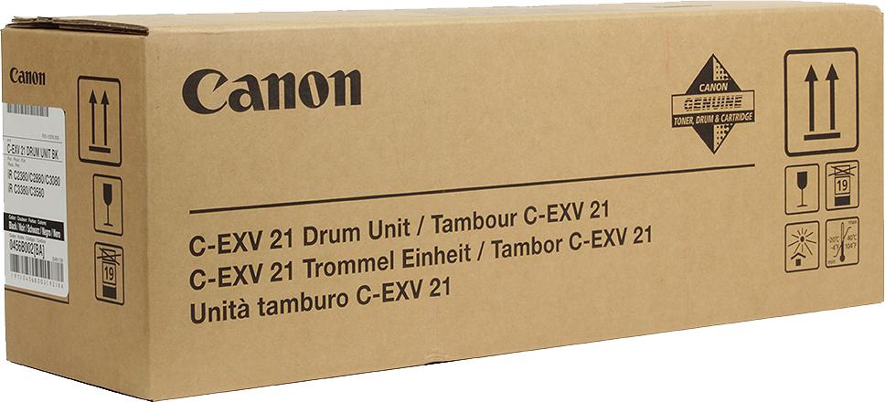 Фотобарабан Canon C-EXV21Bk для IRC2880/3380. Черный. 26000 страниц.