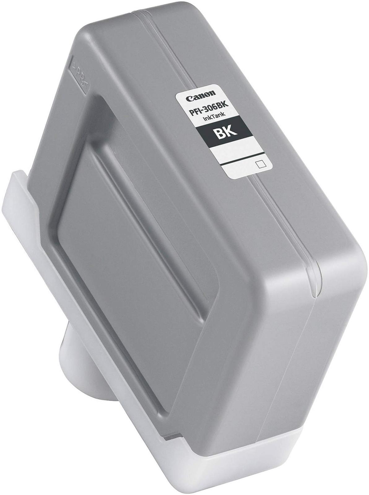 Картридж Canon PFI-307 BK для плоттера iPF830/840/850. Черный. 330 мл. цена