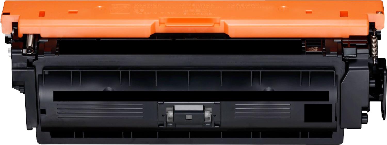 Картридж Canon 040 M, пурпурный, для лазерного принтера, оригинал